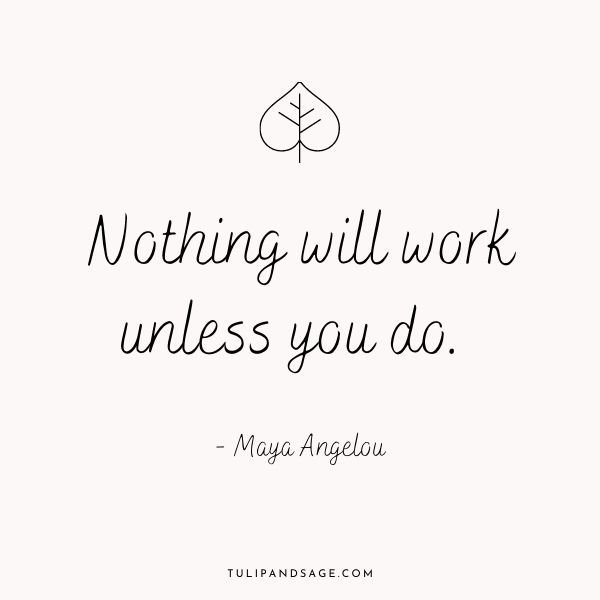 I do love a Maya Angelou quote! Here are some of her most inspiring ones on self-love and self-worth. #selflove #selfworth #selfesteem #quotes #quotestoliveby #mayaangelou