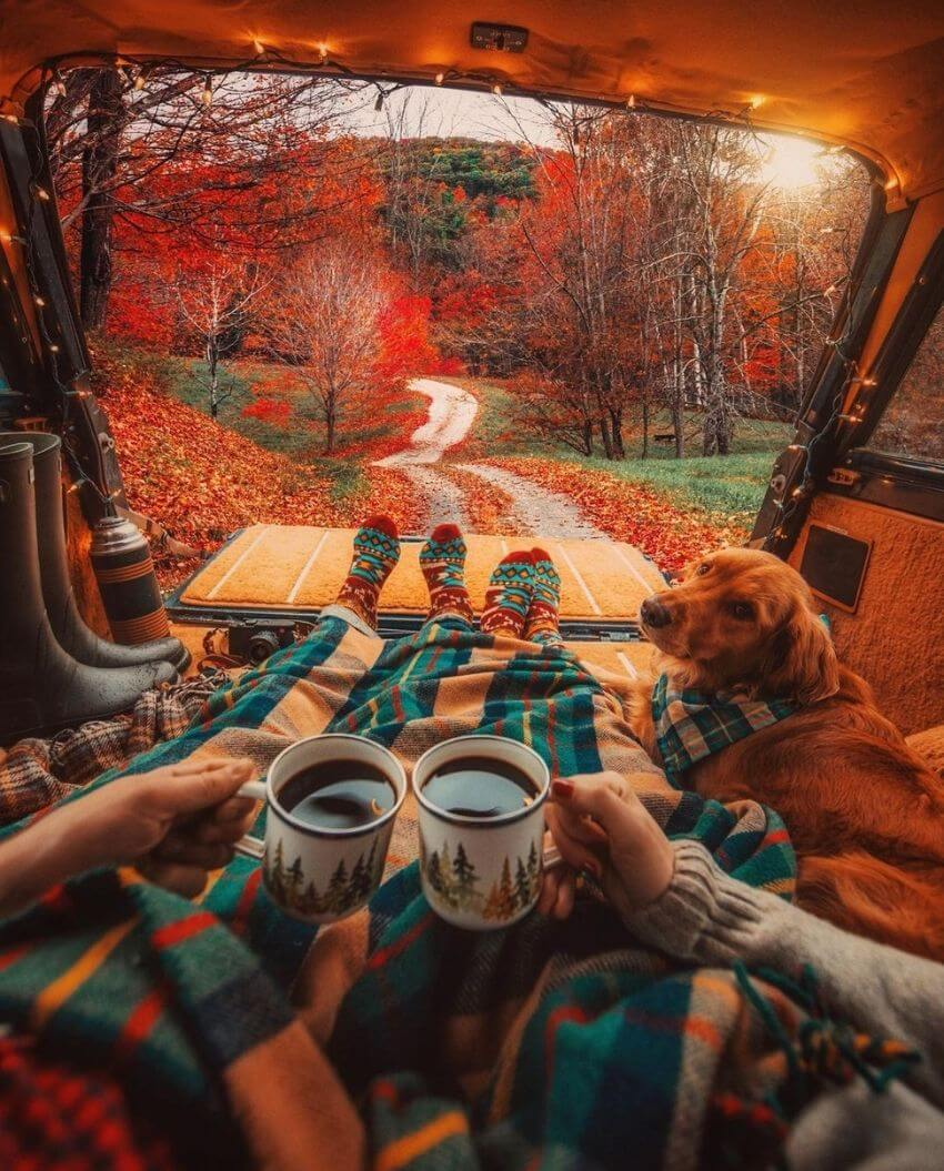 source: @kjp / Are you excited about fall?  What do you love most about this incredible season?  There are so many things to love! Here are 14 of my favourite things about fall! #fall #autumn #reasonstolovefall #favoritethingsaboutfall