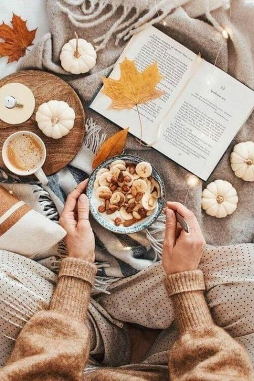 Who else is excited for all the lovely little joys the fall season has to offer? Looking for some major fall inspo? Check out The Fall Edit! #fallinspiration #fall #fallaesthetic #fallvibes