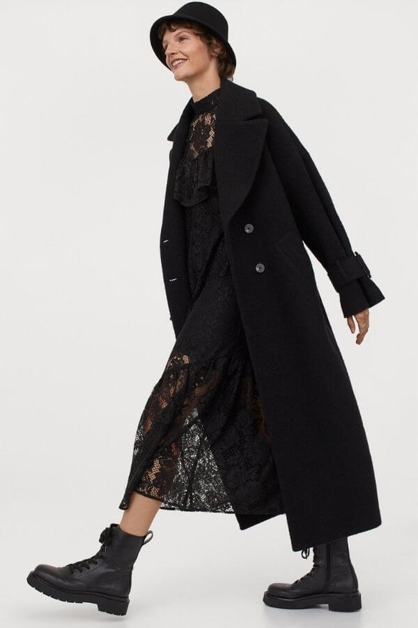 Here are our favourite wardrobe essentials from the H&M Conscious Fall 2020 Collection.  Affordable too - all under $180! #h&mconsciouscollection #h&mfall2020 #fallwardrobeessentials2020 #hmoutfits2020fall