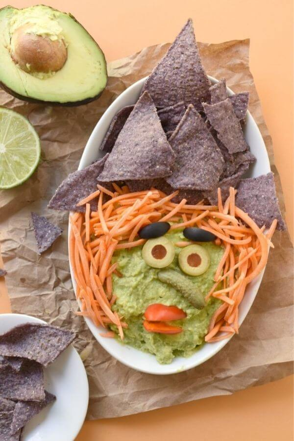source: forkandbeans.com/ Are you staying in this Halloween and looking for some yummy recipes to make?  Here are the Halloween Dinner Recipes we'll be making! #halloweendinnerrecipes #halloweenrecipes #halloweenrecipesappetizers #halloweenrecipesdrinks