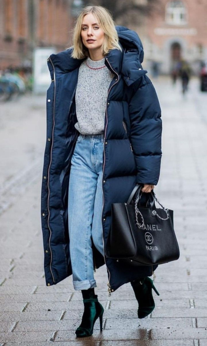 source: pinterest / Ready for some outfit inspiration? On today's Get The Look, we're featuring this stylish winter outfit, and our favourite finds to pull this look together! #outfitinspirationwinter #puffercoatoutfit #pufferjacketoutfit #winteroutfitscold
